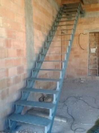 Trabajos for Escaleras metalicas exteriores precios